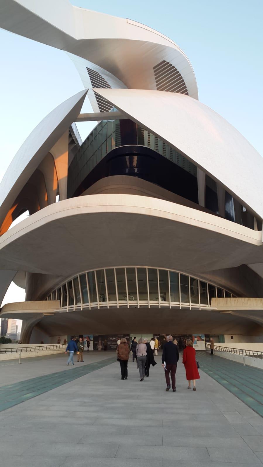 """En el Palau de Les Arts Reina Sofía la ópera""""Elektra"""" deRichard Strauss , viernes día 24 de enero 2020"""