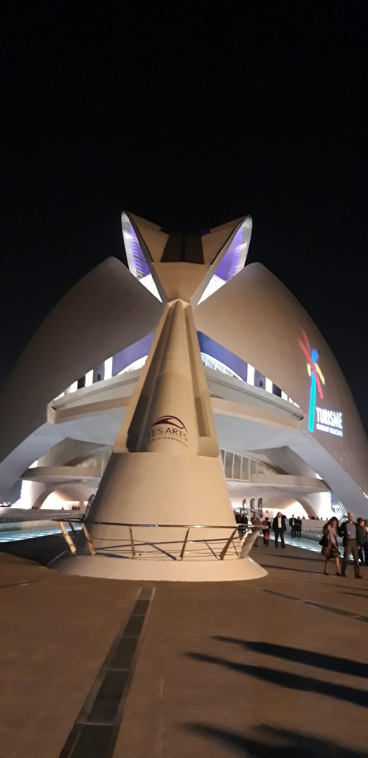 Temporada 2019-2020.Óperas del Palau de les Arts Reina Sofia de Valencia
